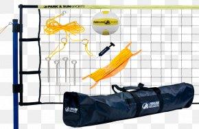 Badminton Tournament - Park & Sun Sports Volleyball Net Sporting Goods PNG