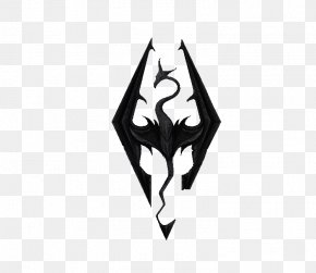 Elder Scrolls V Skyrim - The Elder Scrolls V: Skyrim Logo Decal Video Game Mod PNG