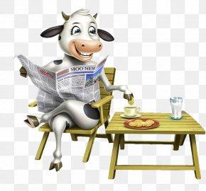 See Creative Cow Newspaper - Cattle Newspaper El Perixf3dico PNG