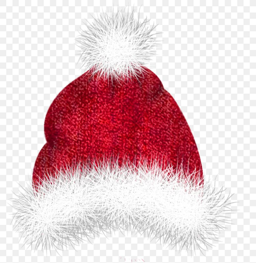 Santa Claus Christmas Hat Clip Art, PNG, 777x842px, Christmas Ornament, Cap, Christmas, Christmas Decoration, Christmas Tree Download Free