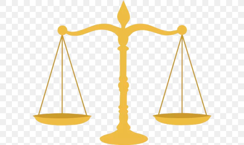 Lawyer Measuring Scales Lady Justice Clip Art, PNG ...