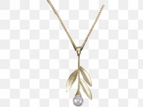 Search Bar Necklace - Necklace Jewellery Gold Pendant PNG