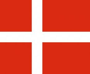 Danish Cliparts - Flag Of Denmark National Flag Clip Art PNG