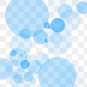 Blue Spots - Blue Point Euclidean Vector PNG