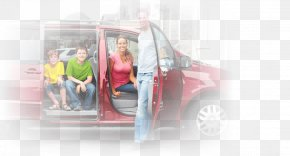 Car - Family Car Road Trip Travel Used Car PNG