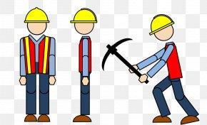 Premonition Cliparts - Construction Worker Laborer Free Content Clip Art PNG