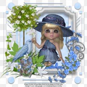 Design - Floral Design Character Flowering Plant Fiction PNG