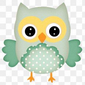 Owl - Baby Owl Bird Clip Art Image PNG