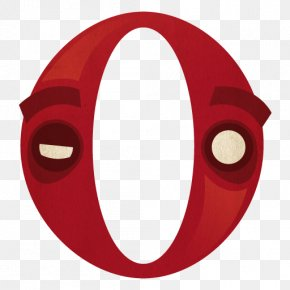 Opera - Hardware Circle Font PNG
