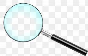 Magnifying Glass - Magnifying Glass Magnifier Clip Art PNG
