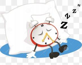 Sleeping Time - Alarm Clock Sleep Stock Photography Clip Art PNG