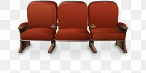 Theater Chairs - Cinema Seat Film Clip Art PNG