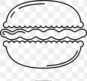 Blackandwhite Oval - Mouth Cartoon PNG