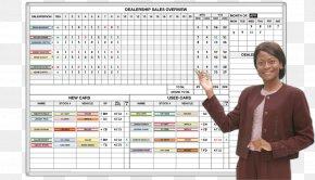 Car - Car Dealership Dry-Erase Boards Sales Magnatag PNG