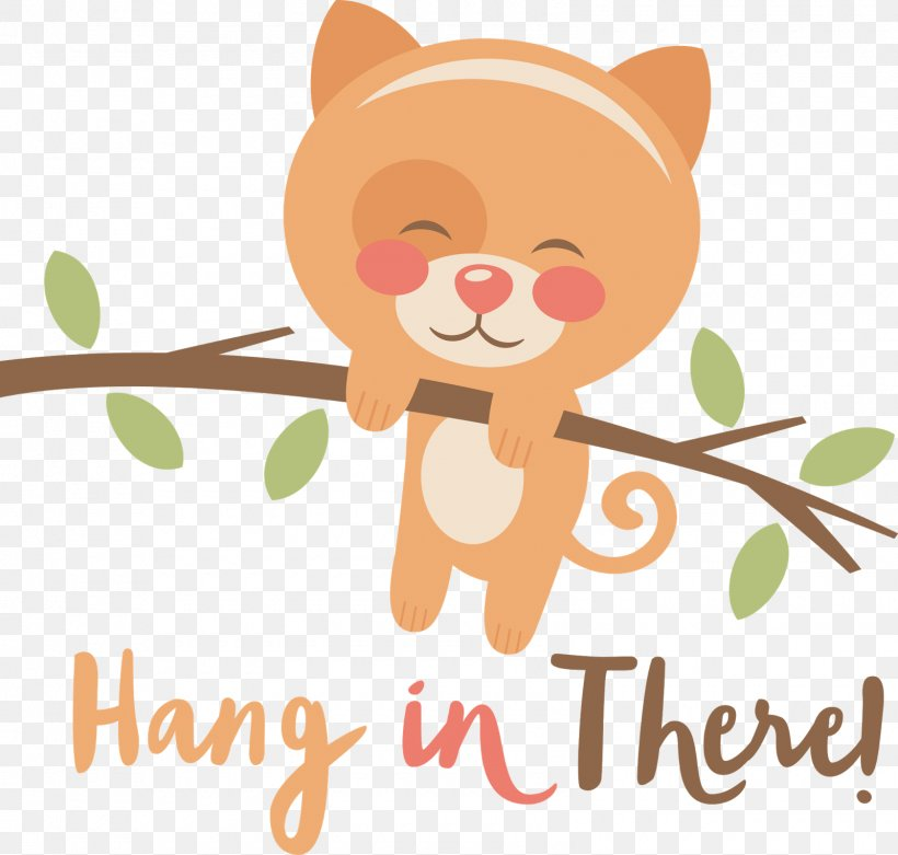 Hang In There, Baby Clip Art, PNG, 1600x1524px, Hang In There Baby, Art, Carnivoran, Cartoon, Cat Download Free