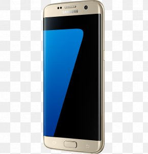 Samsung Galaxy Edge - Samsung GALAXY S7 Edge Telephone Android Unlocked PNG