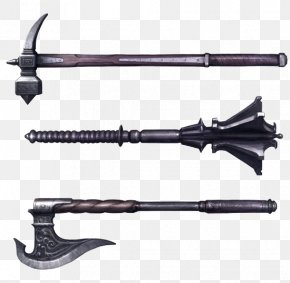 Weapon - Assassin's Creed II PlayStation 4 Mace War Hammer Weapon PNG