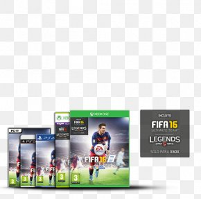 Electronic Arts - FIFA 16 Xbox One Electronic Arts Video Game PlayStation 4 PNG
