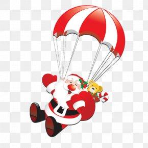 Santa Claus - Santa Claus Rudolph Christmas Clip Art PNG