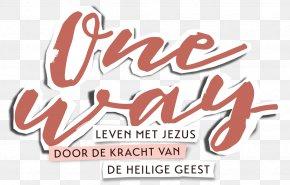One Way - Stichting Opwekking Walibi Holland Opwekkingslied Sermon PNG
