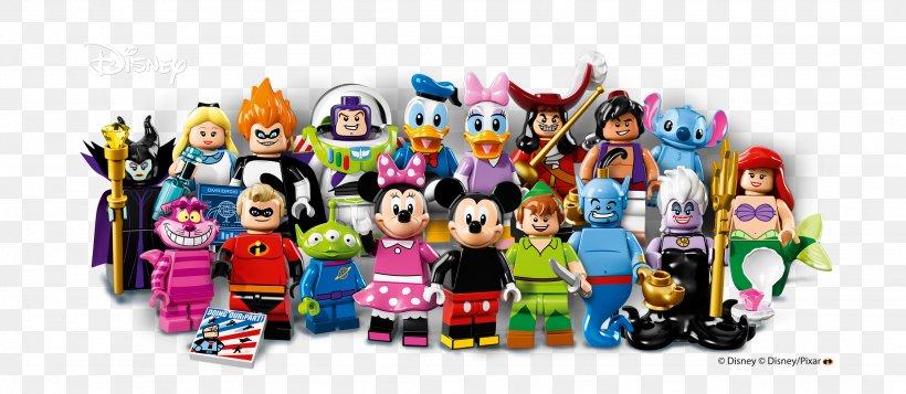 LEGO Disney Minifigure DAISY DUCK Brand New 71012