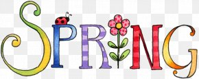 Very Welcome Cliparts - Spring Website Clip Art PNG