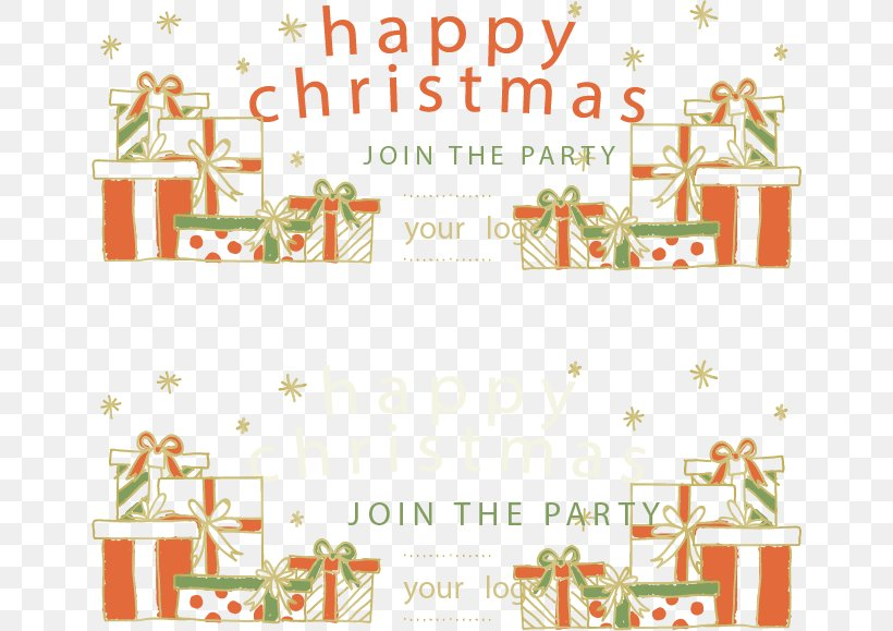 Christmas Gift Christmas Decoration Santa Claus, PNG, 652x579px, Christmas, Area, Banner, Cartoon, Christmas Decoration Download Free