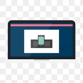 Flat Computer Material - Flat Design Point Of Sale EMV Data Encryption Standard Payment Terminal PNG