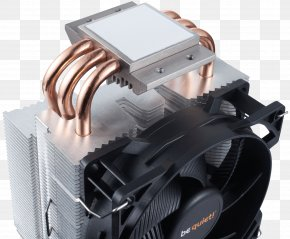 Computer - Computer System Cooling Parts Thermal Design Power Central Processing Unit Be Quiet! PNG