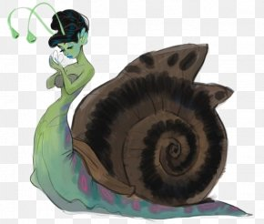 Snails - Drawing Character Concept Art Sketch PNG