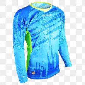 T-shirt - T-shirt Jersey Goalkeeper Sleeve Clothing PNG