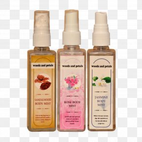 Mist - Body Spray Lotion Sandalwood Perfume Essential Oil PNG