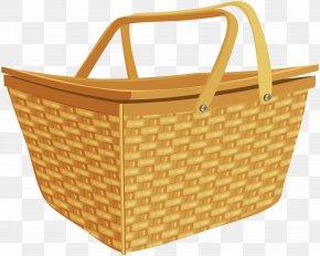 Picnic Basket Clip Art Image - Image File Formats Lossless Compression PNG