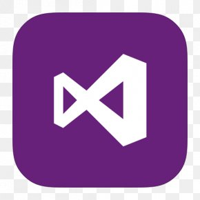 MetroUI Apps VisualStudio 2012 - Purple Text Symbol PNG