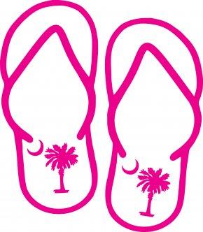 Sandals Cliparts - Slipper Flip-flops Sandal Shoe Clip Art PNG