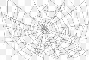 Spider Web - Spider Web Windows Metafile Clip Art PNG