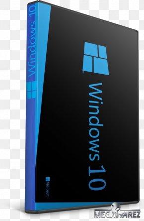 Windows 10 Cover - Windows 10 Microsoft Windows 7 Download PNG