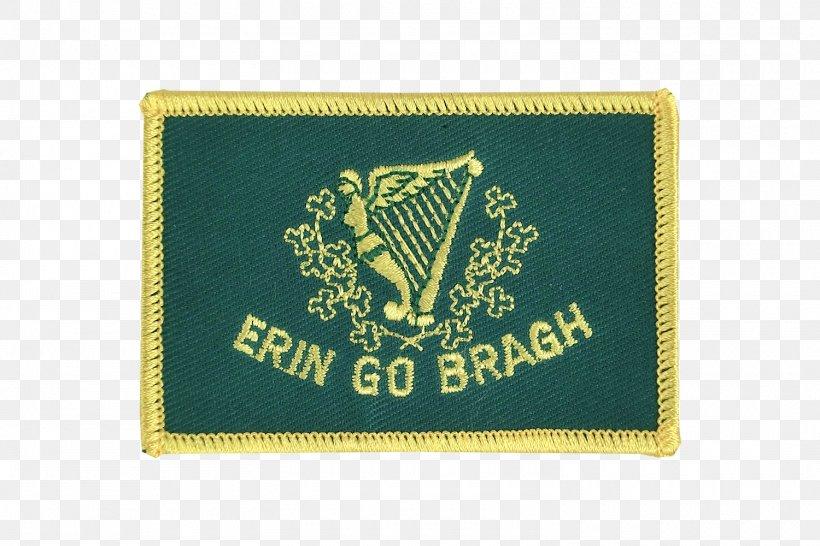Irland Yantec Patch Erin go Bragh