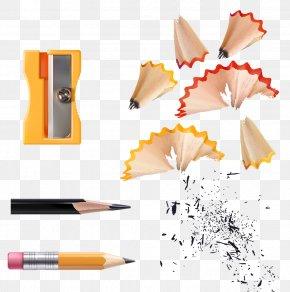 Pencil Sharpener - Paper Pencil Sharpener PNG