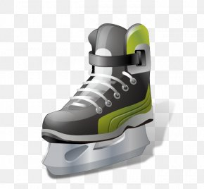Roller Skates - Adobe Illustrator Icon PNG