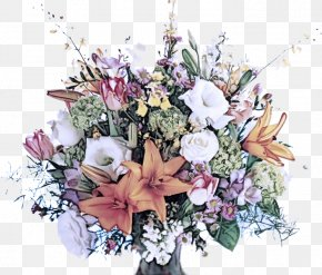 Artificial Flower Floral Design - Floral Design PNG