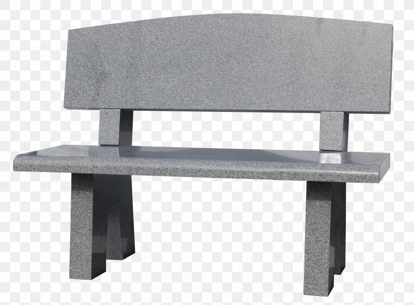 Bench Table Garden Chair Park Png