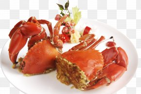 Fried Crab - Crab Chinese Cuisine Hot Pot Seafood Cantonese Cuisine PNG