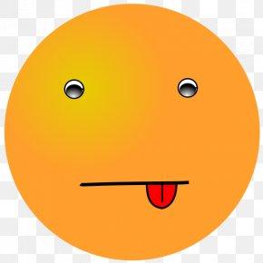 Tongue Cliparts - Smiley Emoticon Face Clip Art PNG