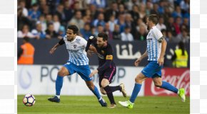 Football - Málaga CF Football La Liga FC Barcelona PNG