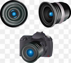 Camera Lens - Camera Icon PNG