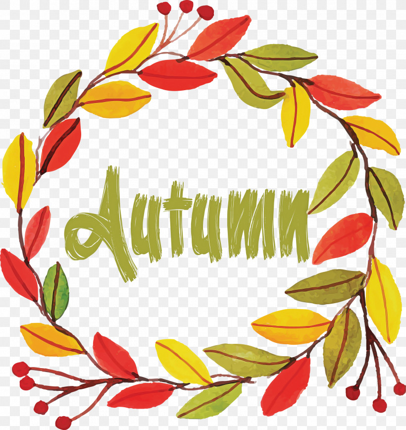 Hello Autumn Welcome Autumn Hello Fall, PNG, 2834x3000px, Hello Autumn, Cartoon, Christmas Day, Drawing, Floral Design Download Free