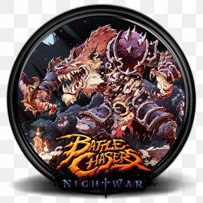 Gamenight - Battle Chasers: Nightwar PlayStation 4 Darksiders Video Game PNG