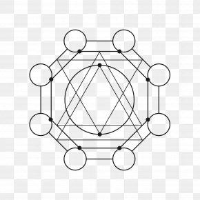 Circle - Line Art Circle Point Angle Clip Art PNG