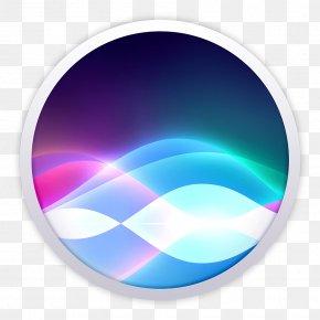 Apple - Siri MacOS Sierra Macintosh PNG